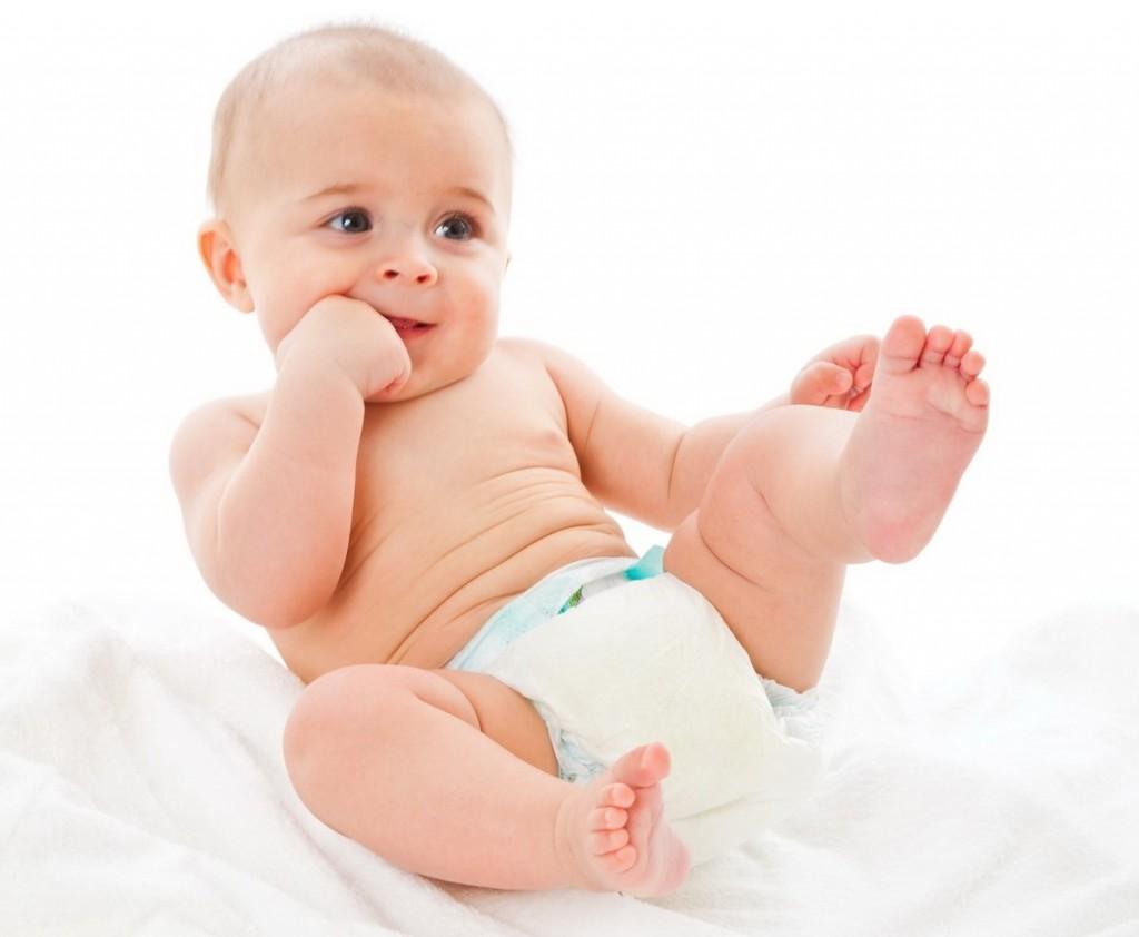 Фотка попка малыша 5 фотография