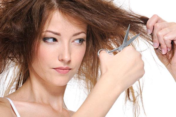 Секутся волосы как и чем укрепить