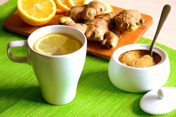 Похудение с чаем имбиря