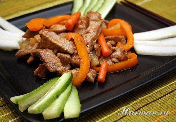 Китайская кухня рецепты с фото