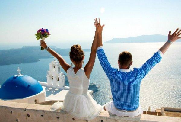 Свадьба за границей – церемония и медовый месяц