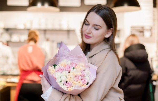 Доставка цветов — приятный сюрприз для любимых